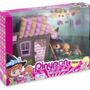 PinyPon Casetta di Hansel & Gretel