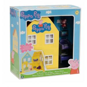 Peppa pig la grande casa