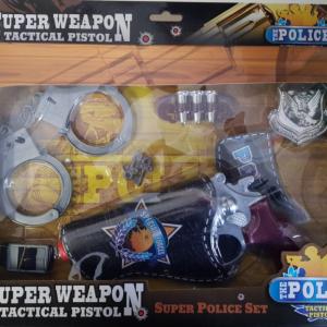 Super Police Set
