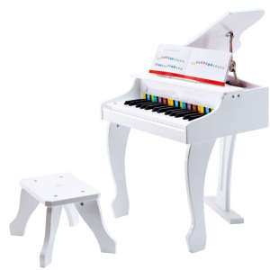 Pianoforte Elettronico Bianco Hape