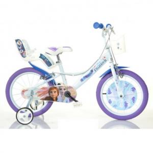 Bicicletta Per Bambina Frozen 16″