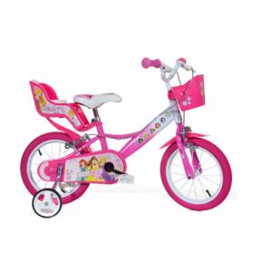 Bicicletta Per Bambina Principesse