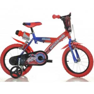 Bicicletta Per Bambini Spiderman 16″