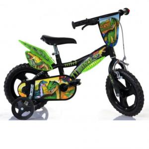 Bicicletta Per Bambini dinosaurs 12″