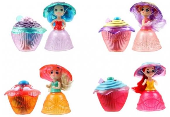 Mini Cupcake Surprise